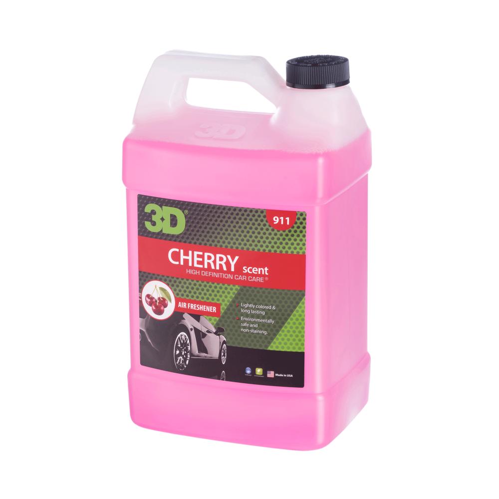 3D Air Freshener CHERRY Odorizant auto 3.78L Carhub