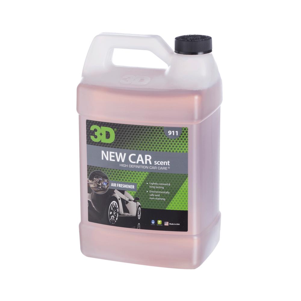 3D Air Freshener NEW CAR SCENT Odorizant auto 3.78L Carhub