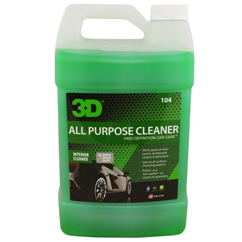 3D APC ALL PURPOSE CLEANER, SOLUTIE UNIVERSALA DE CURATARE 3.8L 104G01 Carhub