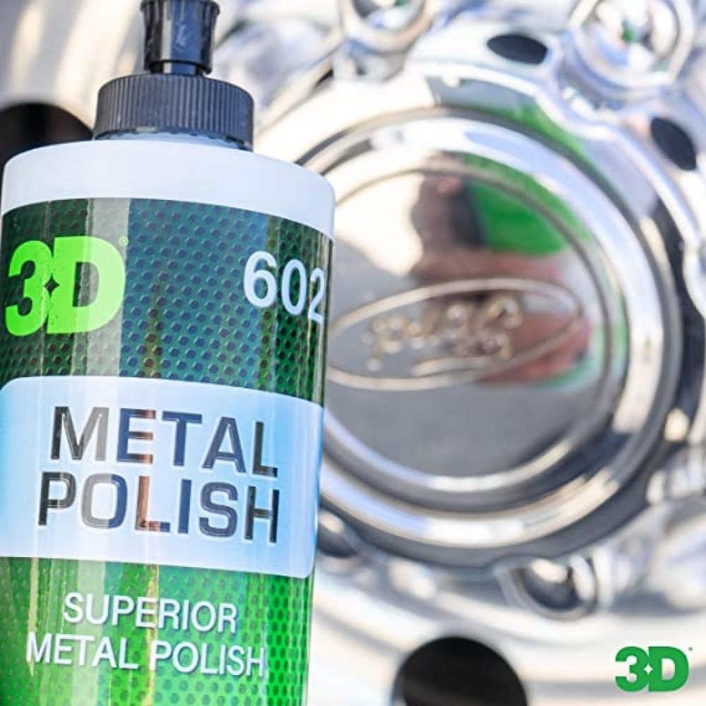 3D DEEP BLUE METAL POLISH 480 ml Carhub_1