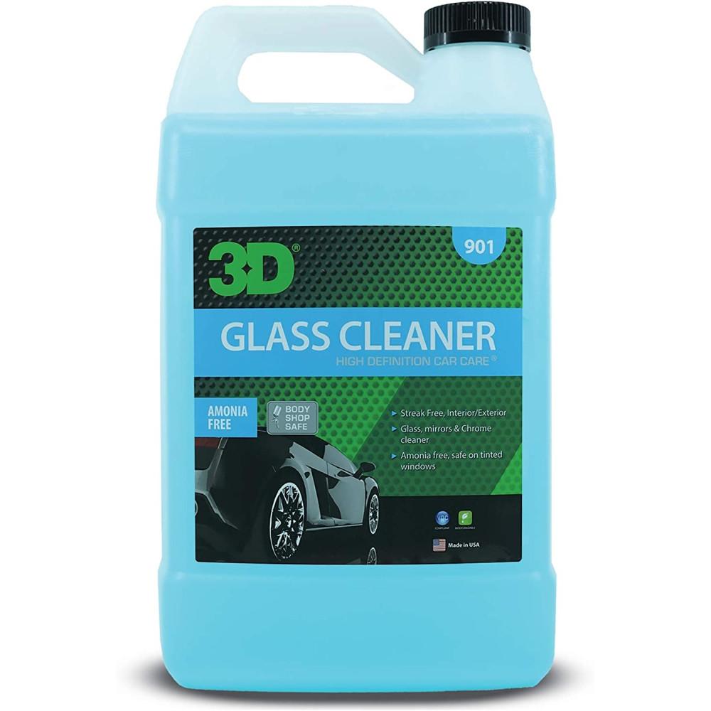 3D GLASS CLEANER Solutie curatare geamuri 3.78L 901G01 Carhub