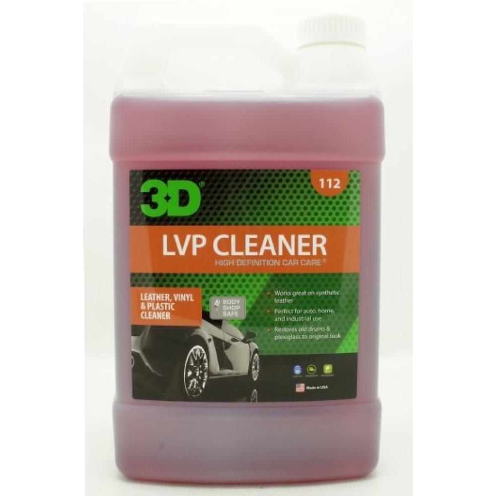 3D LVP Cleaner