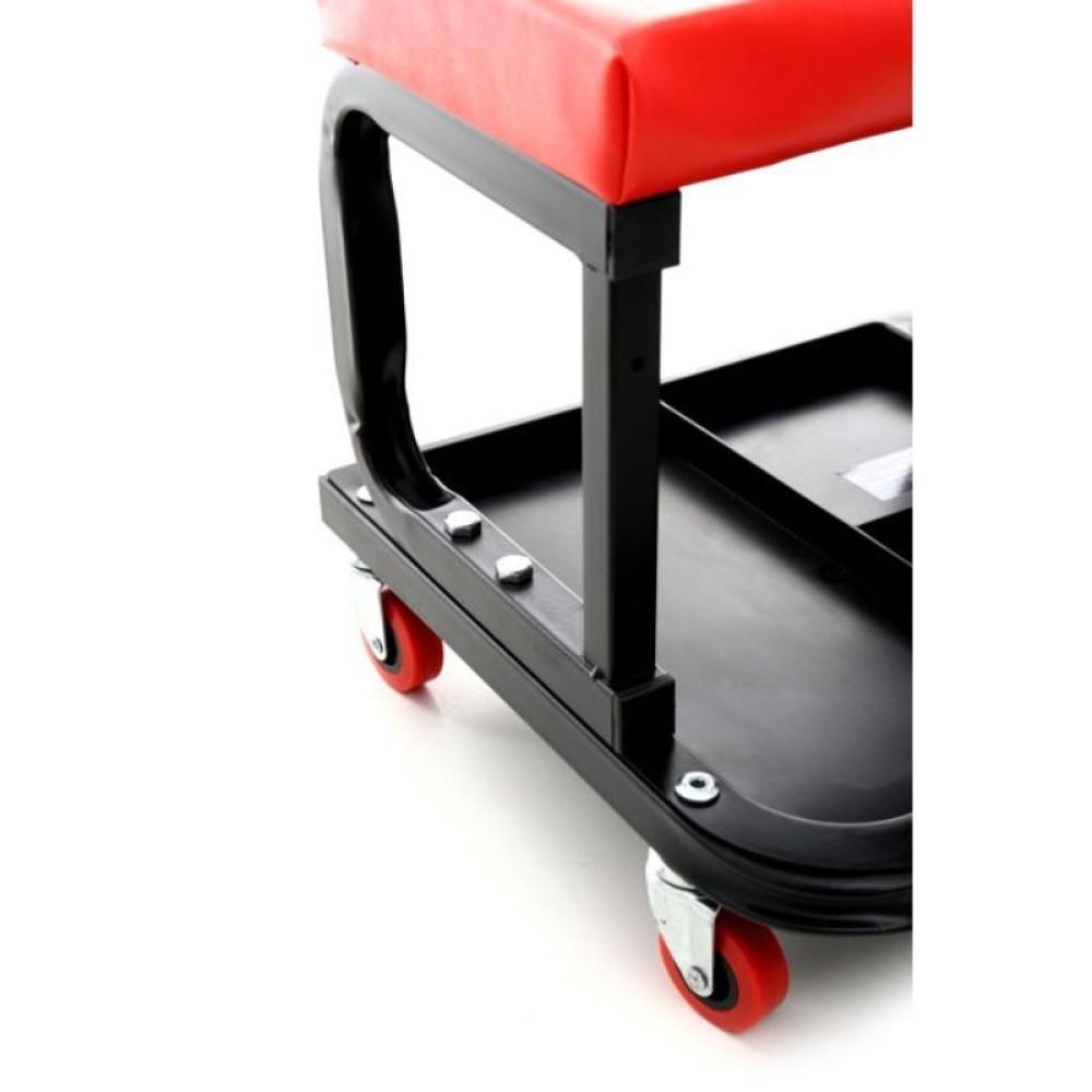 Scaun mobil pentru detailing auto