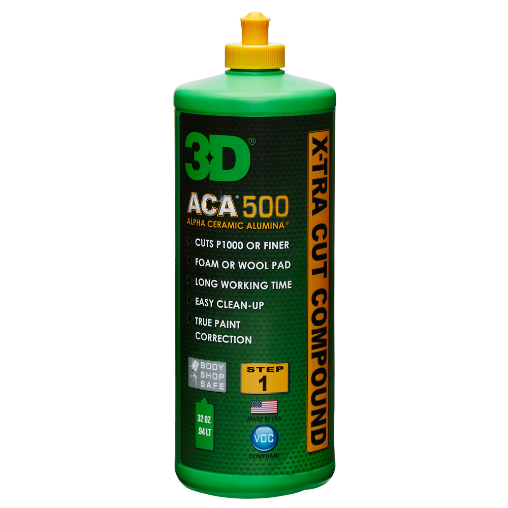 3D ACA 500 X-Tra Cut Compound