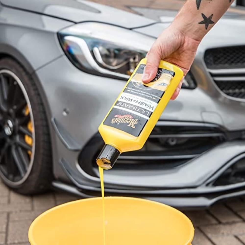Sampon auto Ultimate Wash&Wax Meguiar's G17716EU