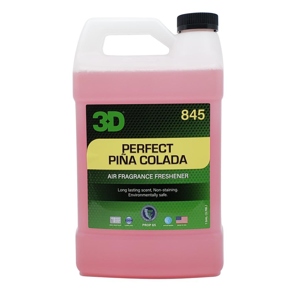 3D Air Freshener PINA COLADA Odorizant auto 3.78L