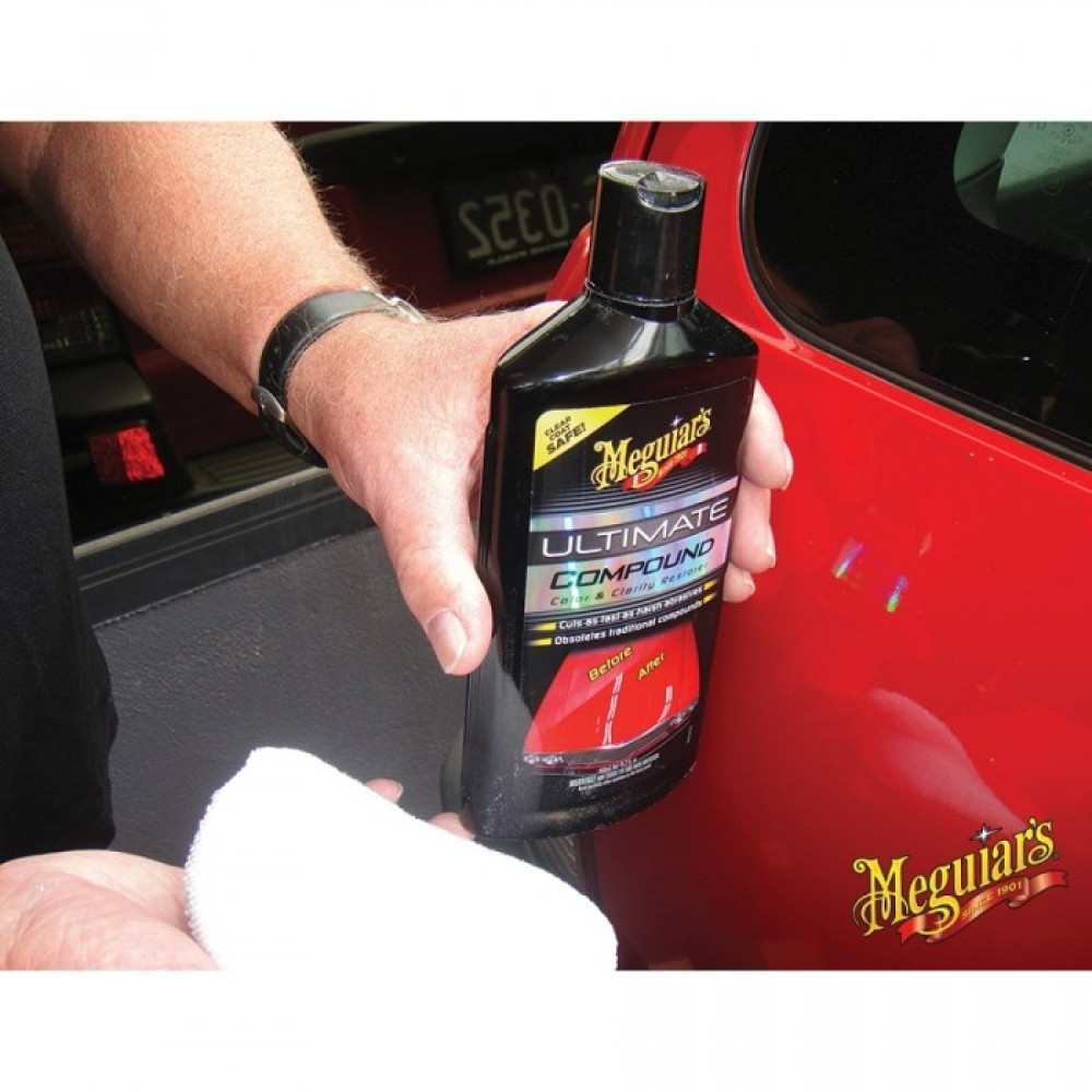 Pasta polish auto abraziv - Ultimate Compound Meguiar's G17216