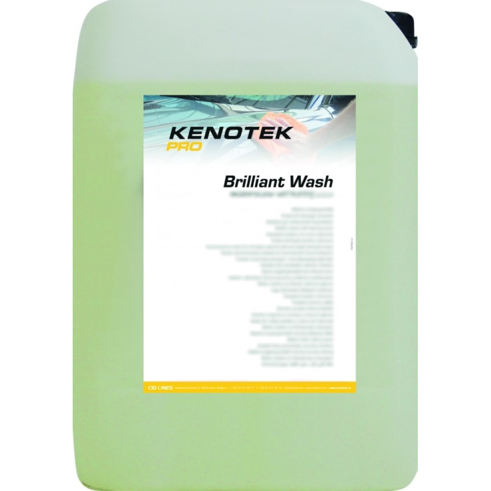 KENOTEK BRILLIANT WASH SAMPON AUTO  5L