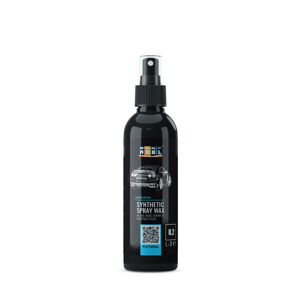 Ceara auto lichida ADBL Synthetic Spray Wax 200ml Carhub