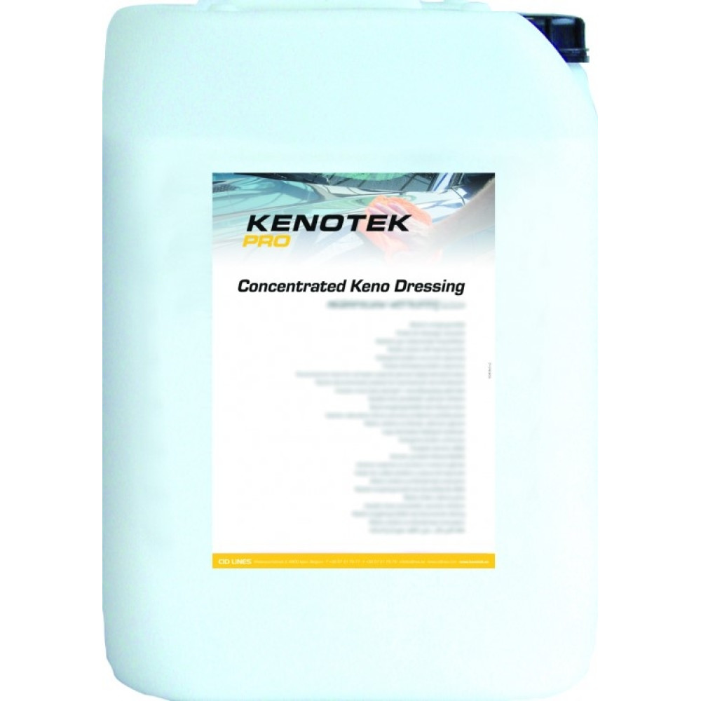 CONCENTRATED KENO DRESSING 5L