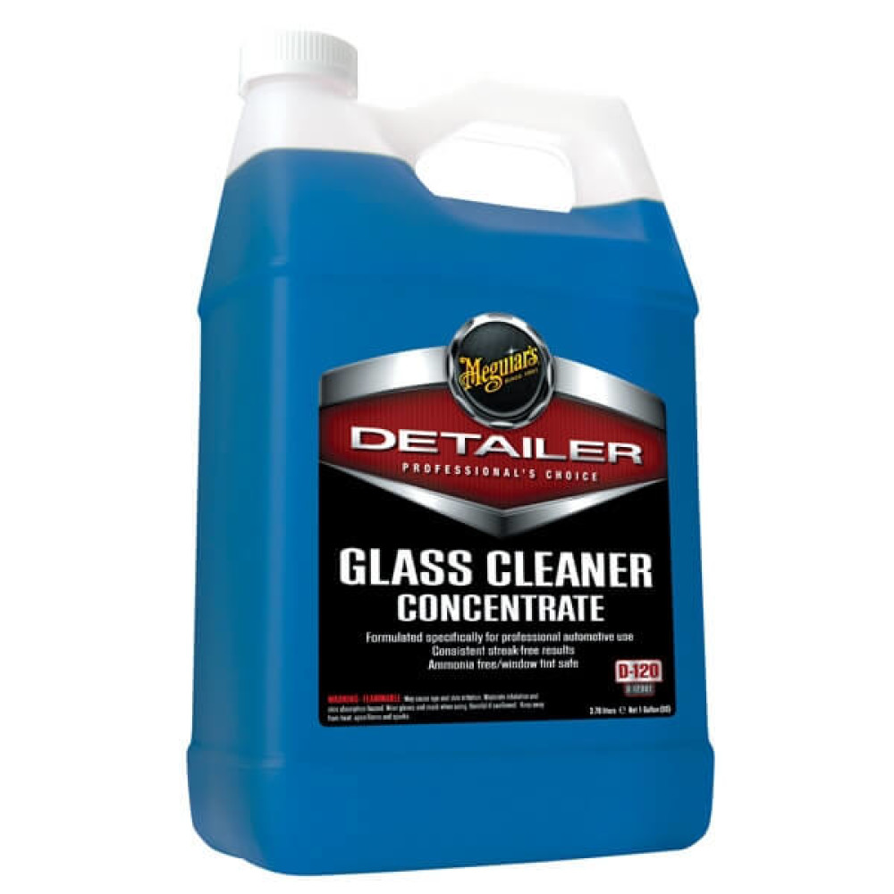 Solutie curatare geamuri 3.78L - Glass Cleaner Concentrate Meguiar's