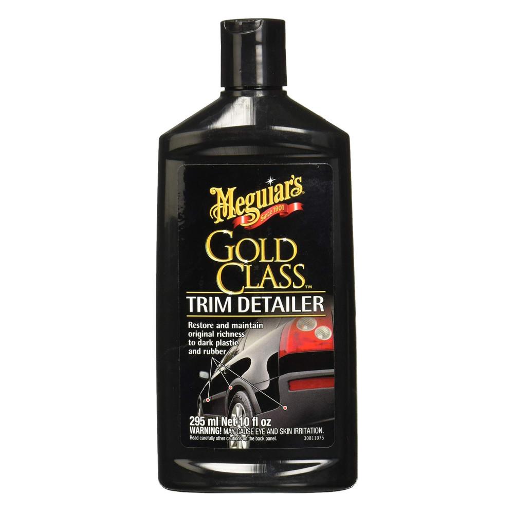 DRESSING RESTAURATOR PENTRU PLASTIC EXTERIOR MEGUIAR'S GOLD CLASS TRIM DETAILER 295ML G10810 Carhub