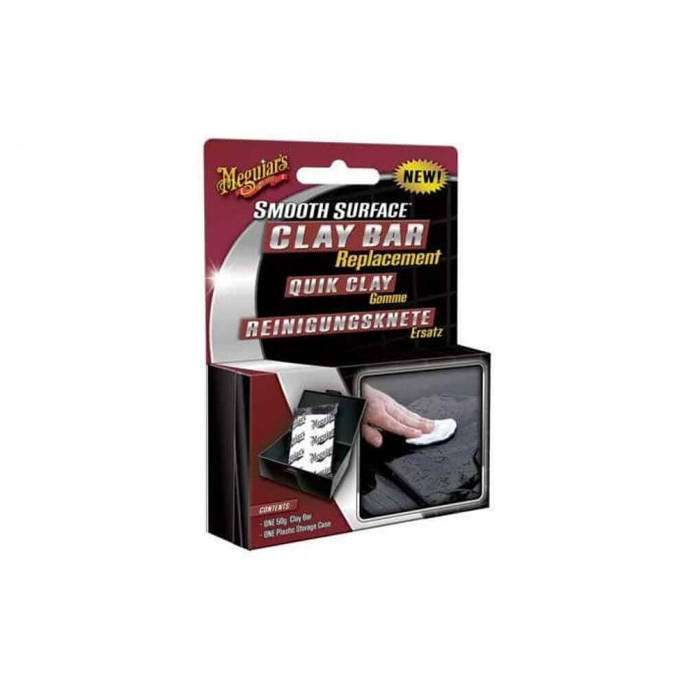 Argila decontaminare auto - Smooth Surface Clay Bar G1001EU