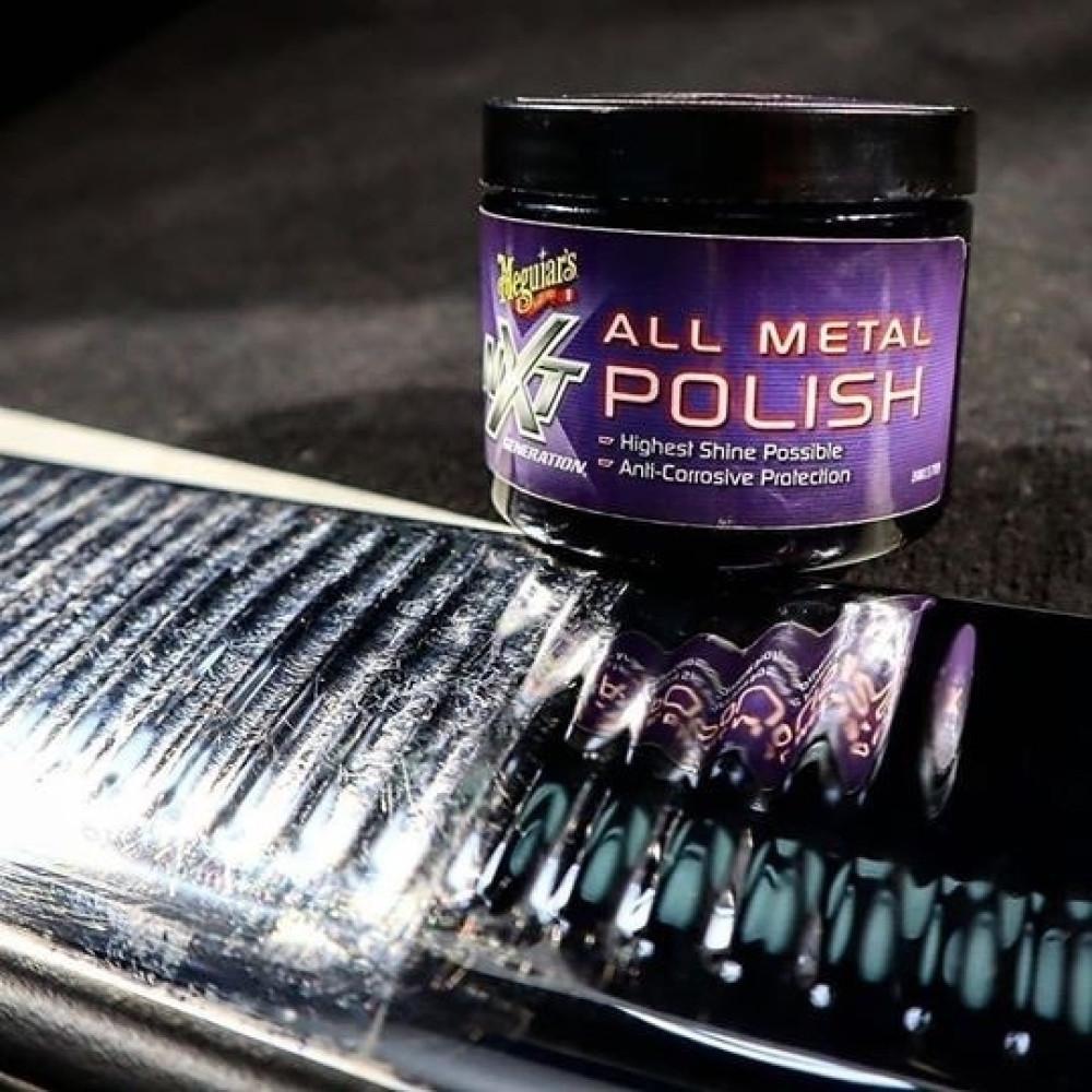 Pasta polish pentru metale - NXT All metal Polish G13005