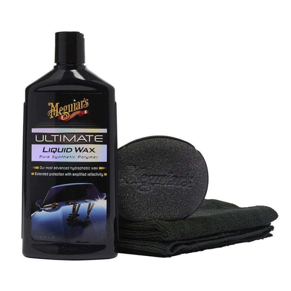 Ceara auto lichida Meguiar's Ultimate Wax