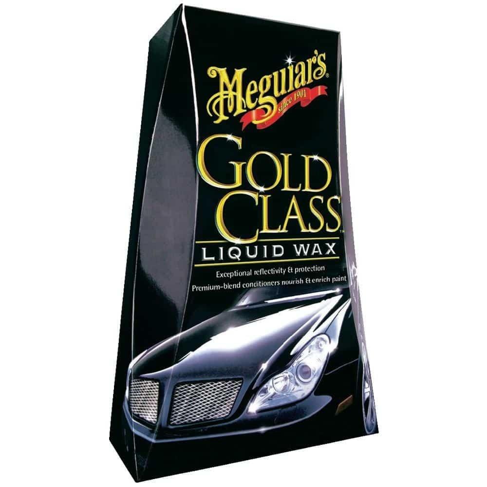 Ceara auto lichida - Gold Class Carnauba Plus Premium Meguiar's