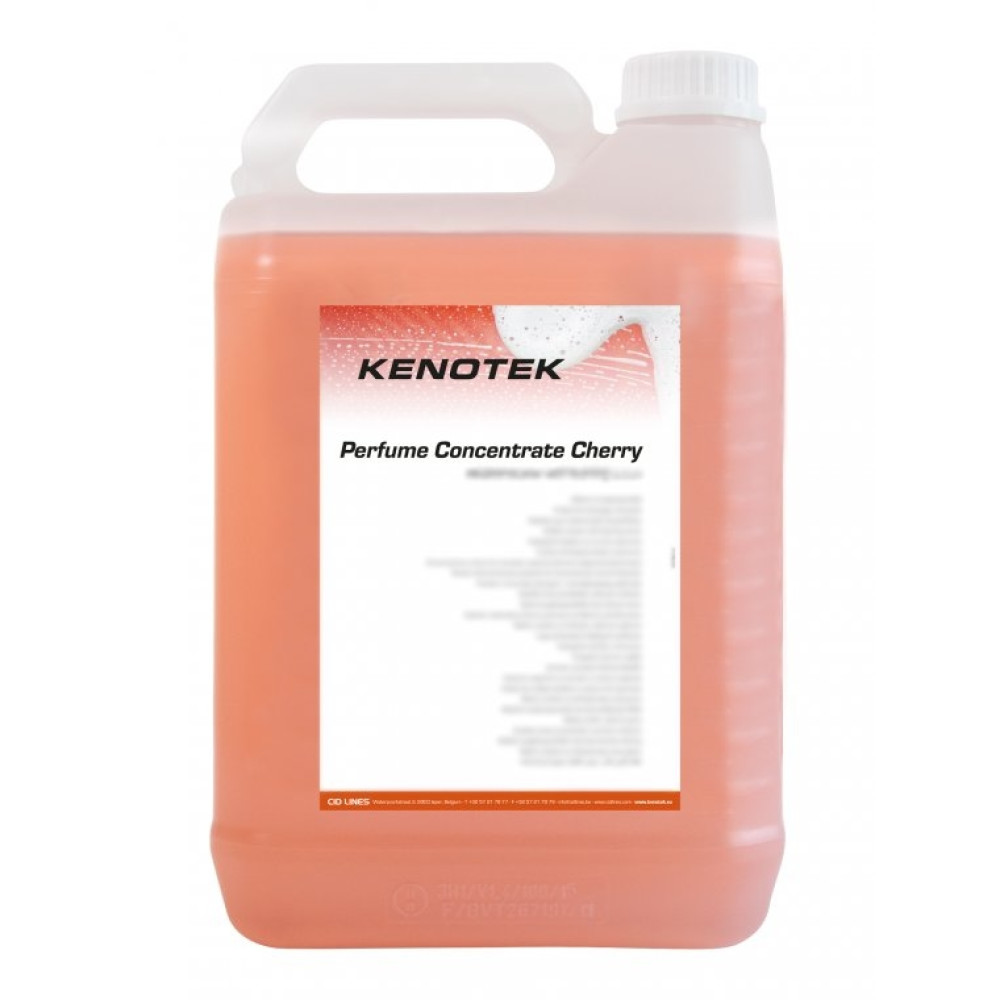 KENOTEK PERFUME CONCENTRATE CHERRY ODORIZANT AUTO CONCENTRAT 5L Carhub