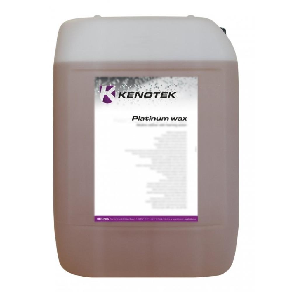 KENOTEK PLATINUM WAX 20L Ceara lichida concentrata Carhub