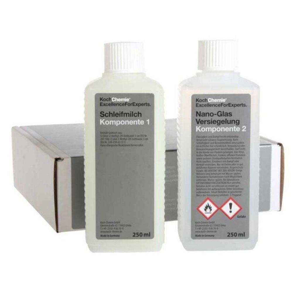 Nano protectie sticla – Nano Glass Sealing – Koch Chemie 202001