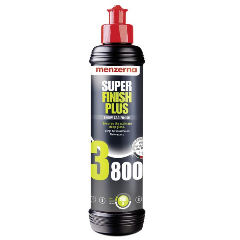 Pasta polish finisare - Menzerna Super Finish Plus 3800