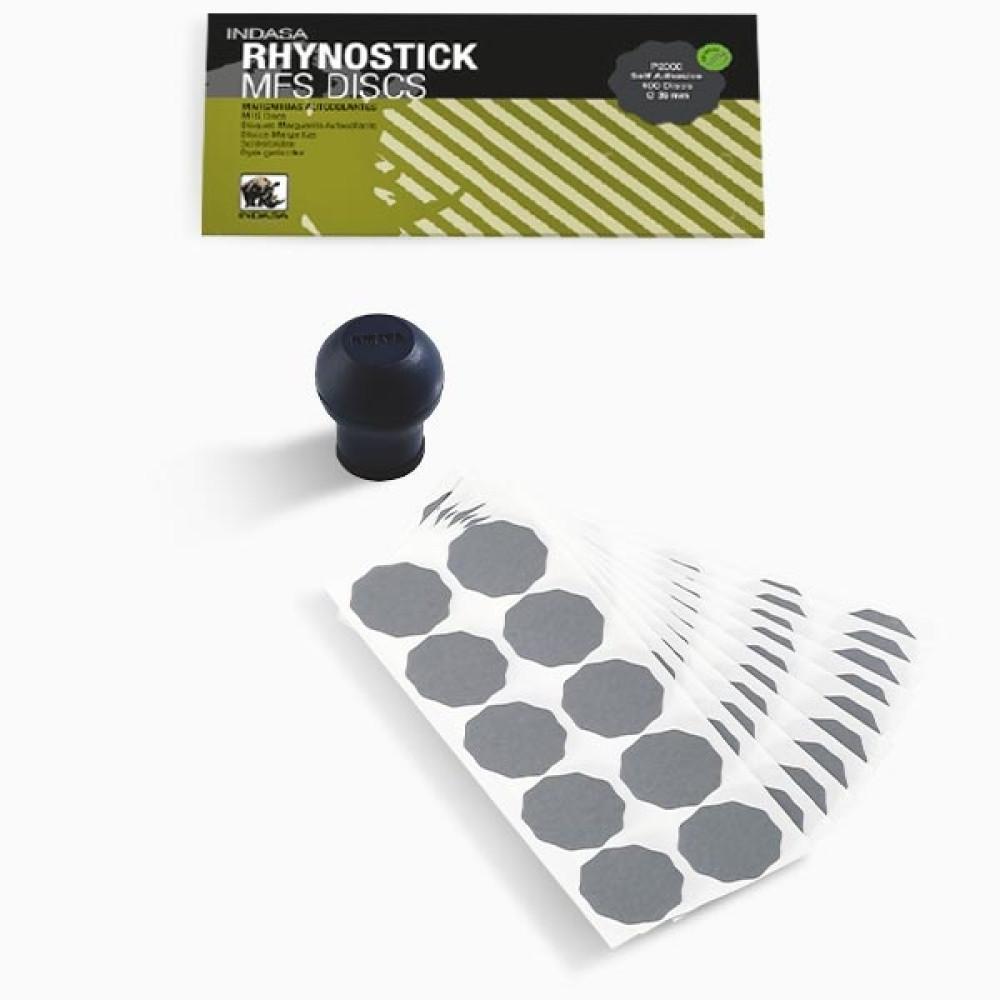 MINI DISC RHYNOSTICK MFS P2000 INDASA Carhub_1