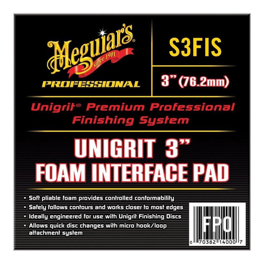 """Interfata moale pentru discurile abrazive Pro 3"""" Sanding Foam Interface carhub"""