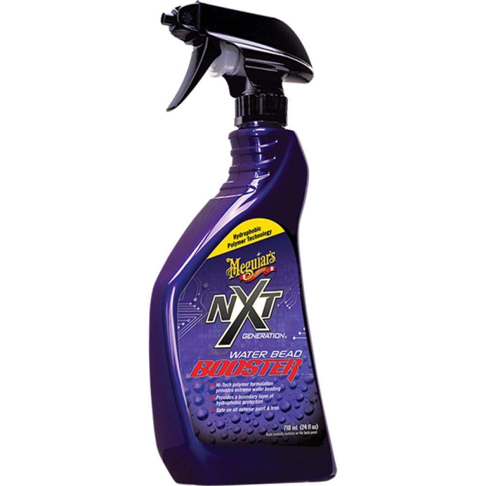 Sealant auto cu efect hidrofob Meguiars's NXT Water Bead Booster 710ml Carhub