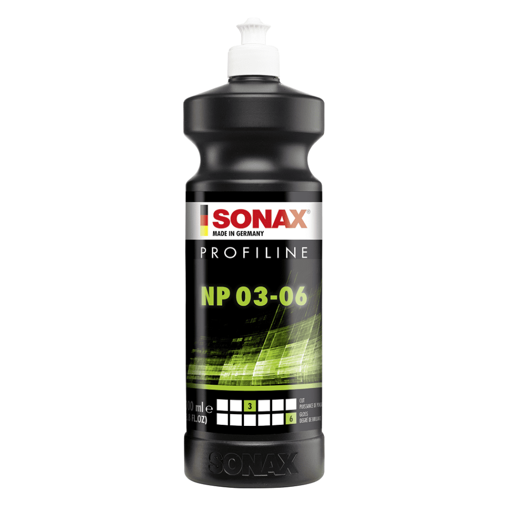 SONAX PROFILINE Pasta polish abraziva NP 03-06 250ML 208141 Carhub