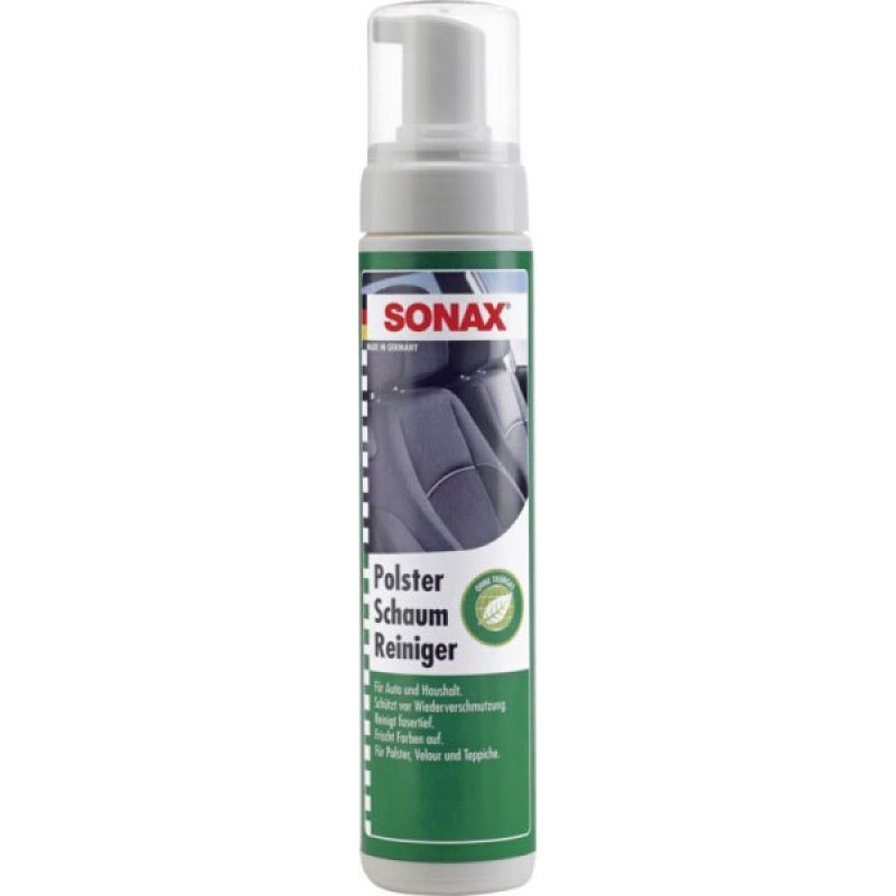 SONAX SPUMA PENTRU CURATARE TEXTILE (TAPITERIE) 250ML 306141 Carhub