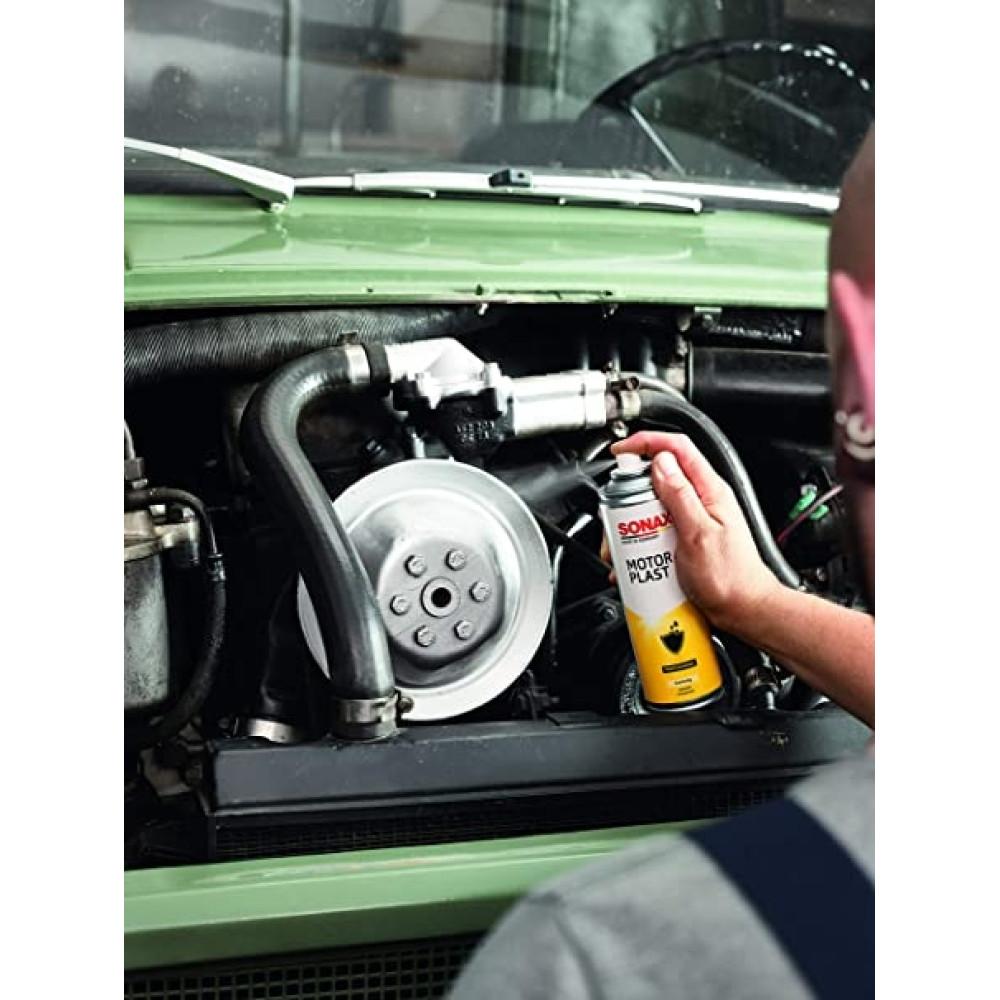 SPRAY PROTECTIE MOTOR SONAX ENGINE LACQUER 300ML, 330200 Carhub_1