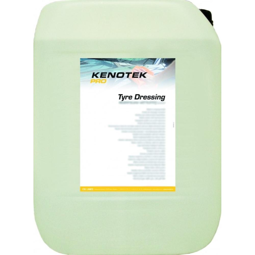 Tyre Dressing 5L -Kenotek