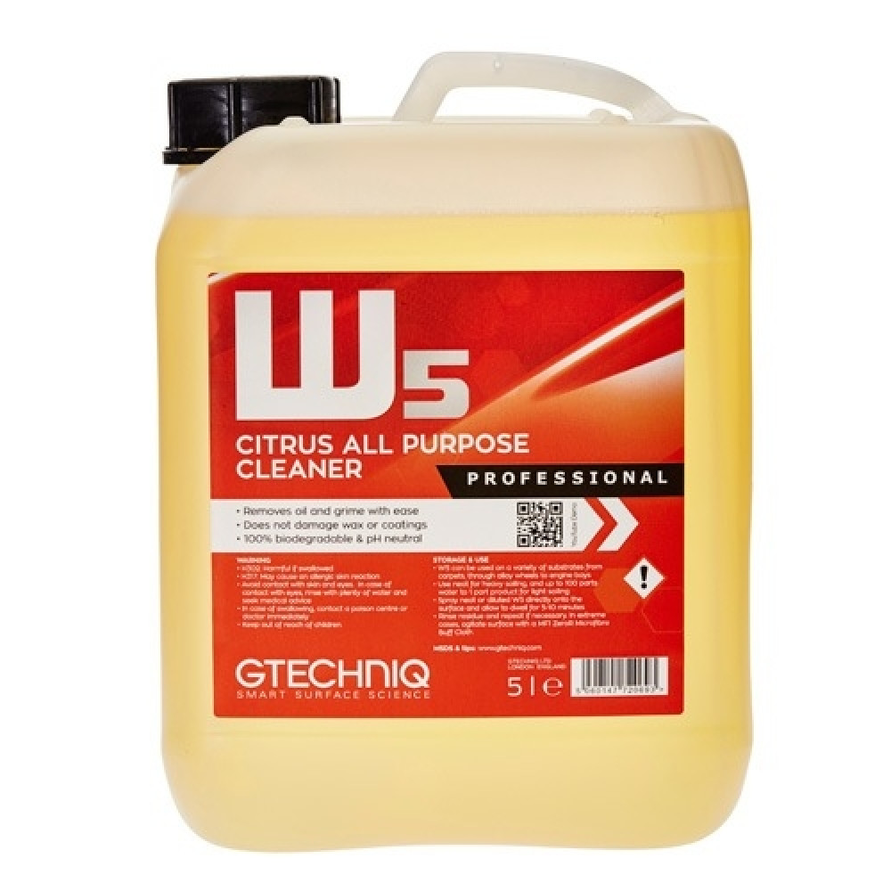 solutie curatare auto,all purpose cleaner,w5,gtechniq