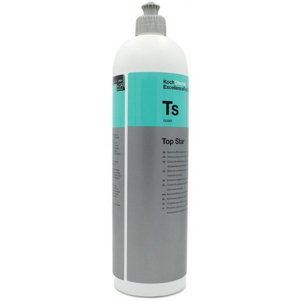 Top Star-Ts, tratament interior pentru plastic și garnituri, semi-mat 132001