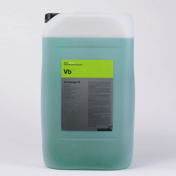 Solutie concentrata pentru spalare auto 33 Litri -  Vorreiniger B Koch Chemie
