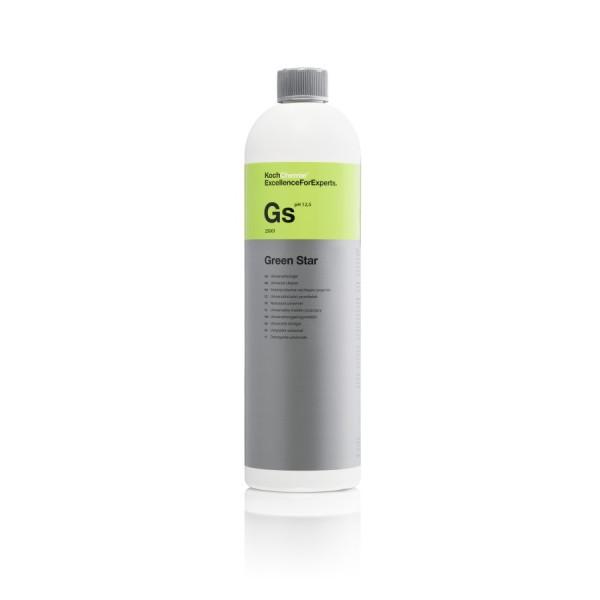 Gs – Green Star, soluție curățare universală Koch Chemie 25001