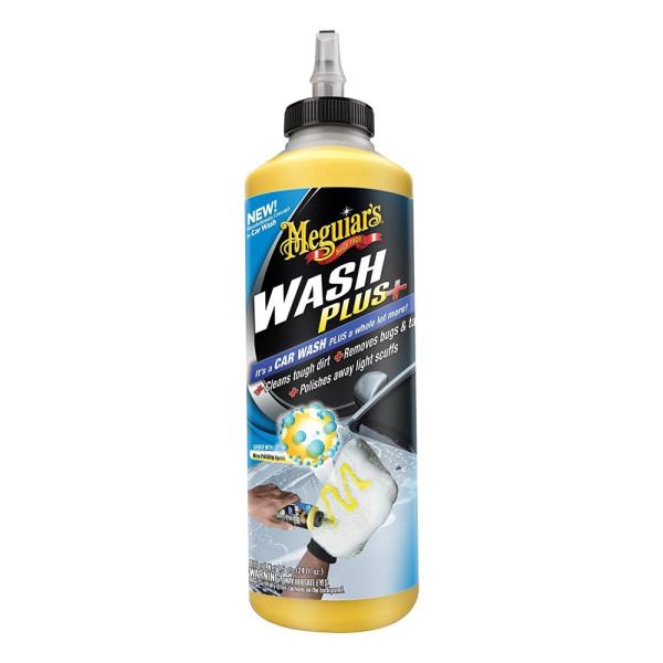 MEGUIAR'S WASH PLUS SAMPON AUTO G25024