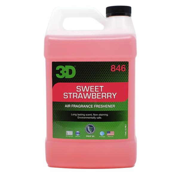 3D - Air Freshener Strawberry