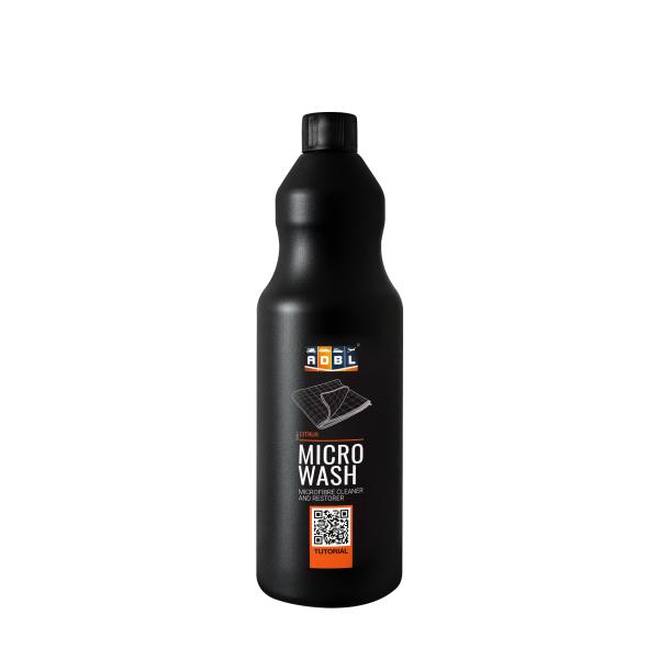 ADBL Micro Wash Solutie Spalare Microfibre Carhub