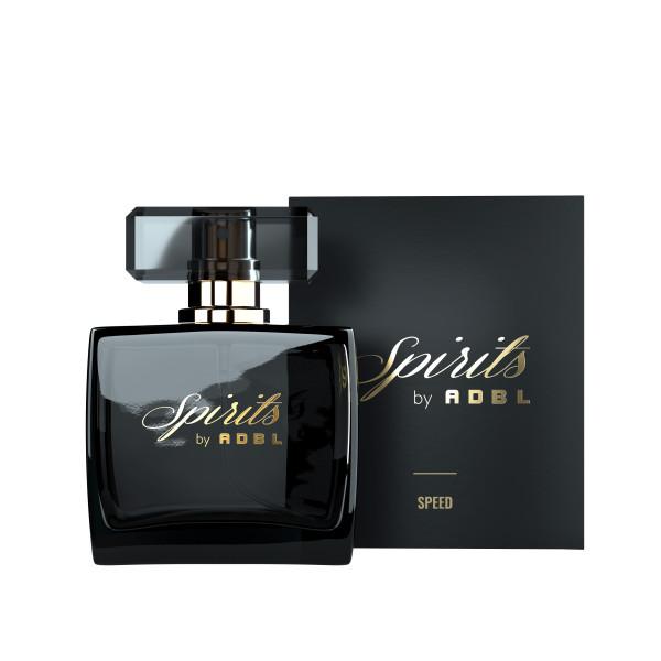 ADBL Spirits Speed, Parfum auto 50ml Carhub