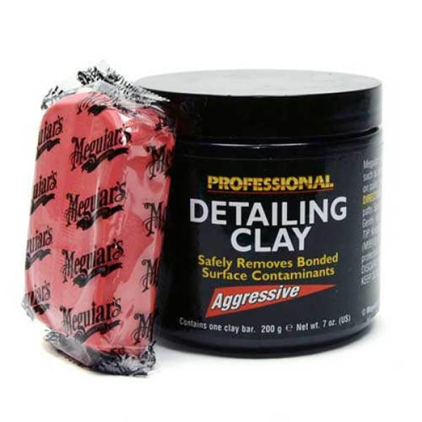 Argila decontaminare -Detailing Agressive Clay Meguiar's C2100