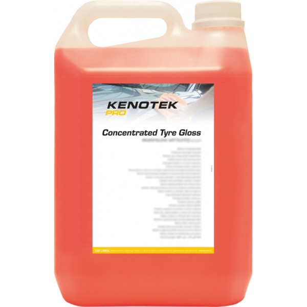 Concentrated Tyre Gloss Dressing Cauciucuri Kenotek
