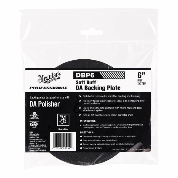 """Taler masina de polishat - DA Backing Plate 6"""" DBP6"""