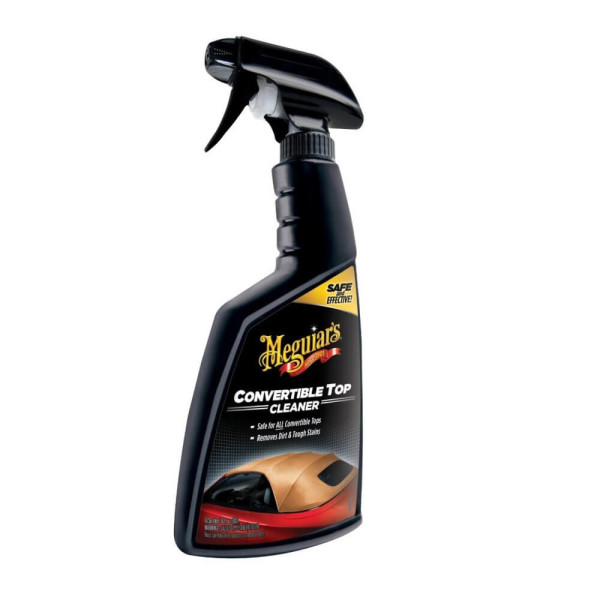 Spray curatare soft-top - Convertible Top Cleaner Meguiar's