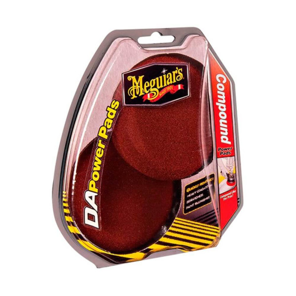 "Burete polish abraziv - DA Compound Power Pads 4"" Meguiar's"