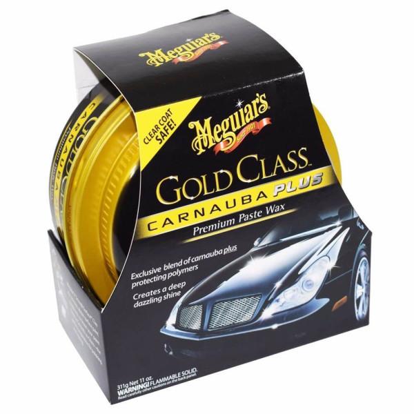 Ceara auto solida  - Gold Class Carnauba Plus Premium Meguiar's