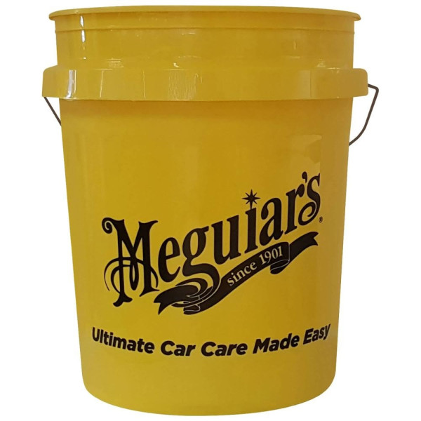 GALEATA SPALARE AUTO MEGUIAR'S Empty Bucket 19L, RG203 Carhub