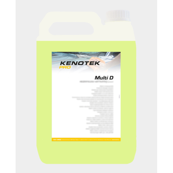 Multi D Degresant APC 5L -Kenotek