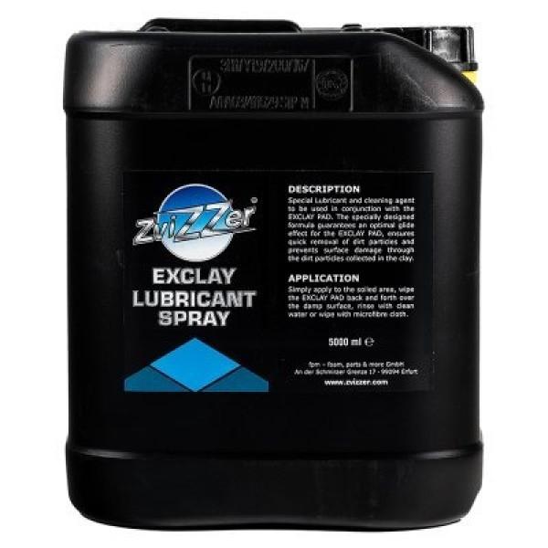 Lubrifiant argila Exclay Lubricant Spray Zvizzer 5L Carhub