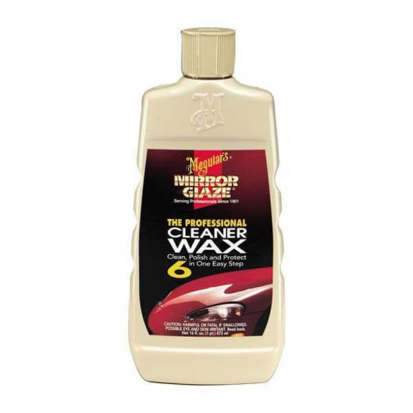 Pasta polish - Mirror Glaze Cleaner Wax