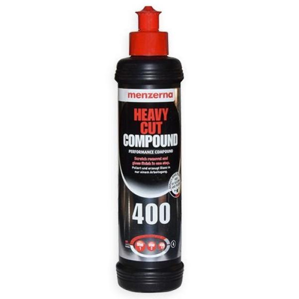Pasta polish - Menzerna Heavy Cut Compound 400 0.250l carhub